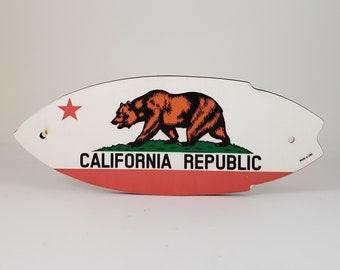 f0802cd22e38e California mini flag   Etsy