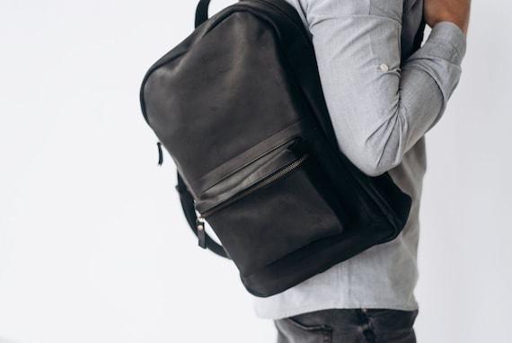Men leather backpack,Laptop backpack,Large backpack,Brown leather backpack,Leather backpack,Personalized backpack,Leather backpack men