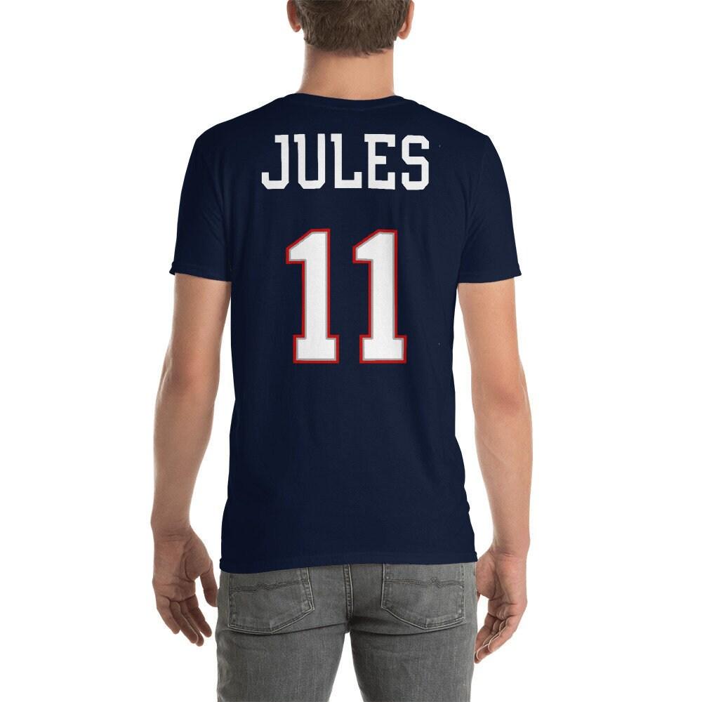 julian edelman t shirt jersey