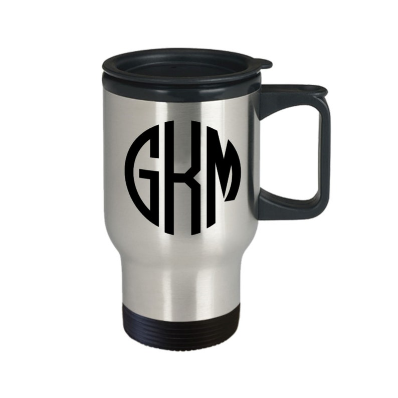 Custom Name Monogram Initial Thank You Gift Colorectal Surgeon Stainless Steel Travel Mug For Women and Men For Birthday Appreciation