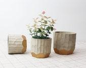 Round Flowerpot Concrete Silicone Mold DIY Ashtray Plaster Cement Mould Succulent Plants Decorating Mould