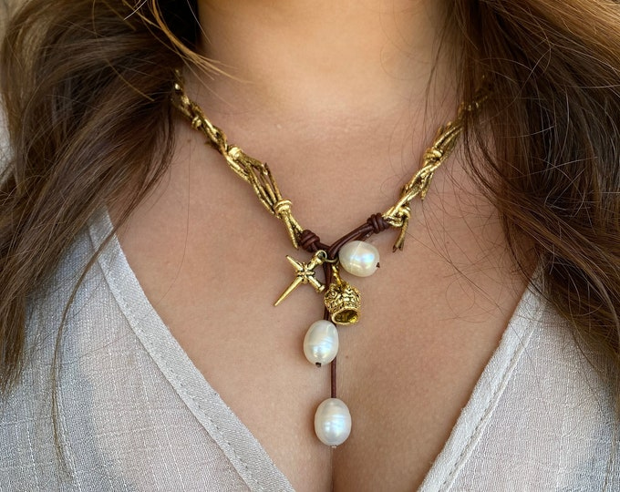 Crown of Grace Necklace