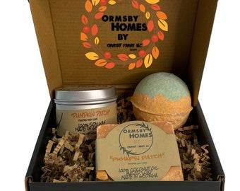 Ormsby Homes Bath Product Holiday Set// Organic// All Natural