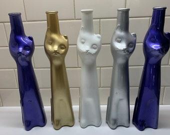Happy Cat Wine Decanter (Empty) (5)