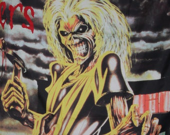 Iron Maiden A Matter Of Life And Death Giclee Canvas Album Cover Picture Art