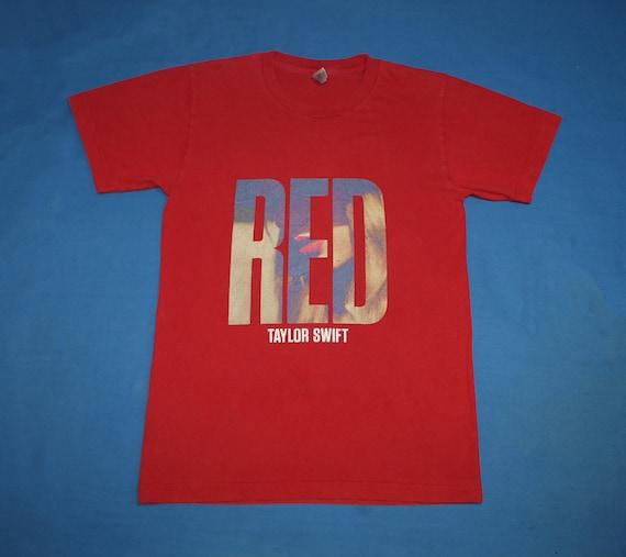 Taylor Swift shirt Red shirt Pop Country pop Men's