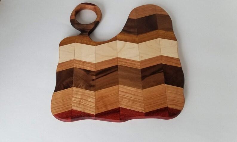 Small Cutting Board Trivet