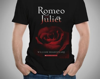 76772e6d3 Romeo and Juliet Greatest love stories of all time T-shirt S to 5XL