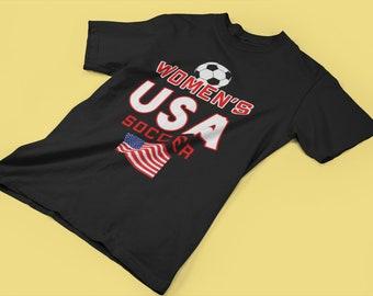 171b1e034 Womens USA Soccer Team Shirt for Fifa World Cup Womens World Cup 2019 France  2019