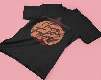 e92acbc9b0c6b7 Adventure Shirt I Travel For Food Funny Travel Shirts Food Lover Travel  Lover T-shirts