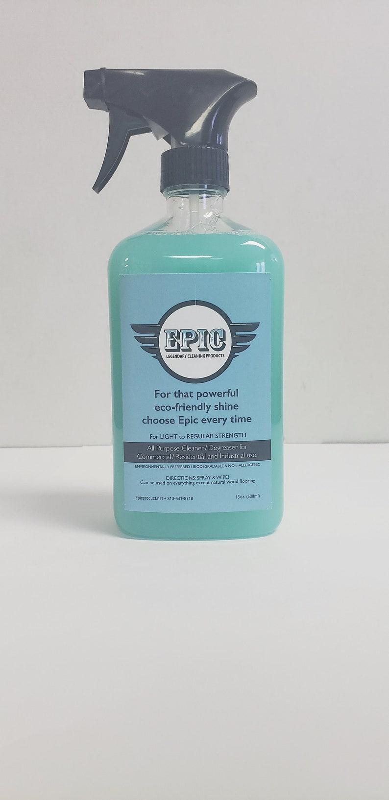 EPIC Retail 16 oz. Spray Bottle image 0