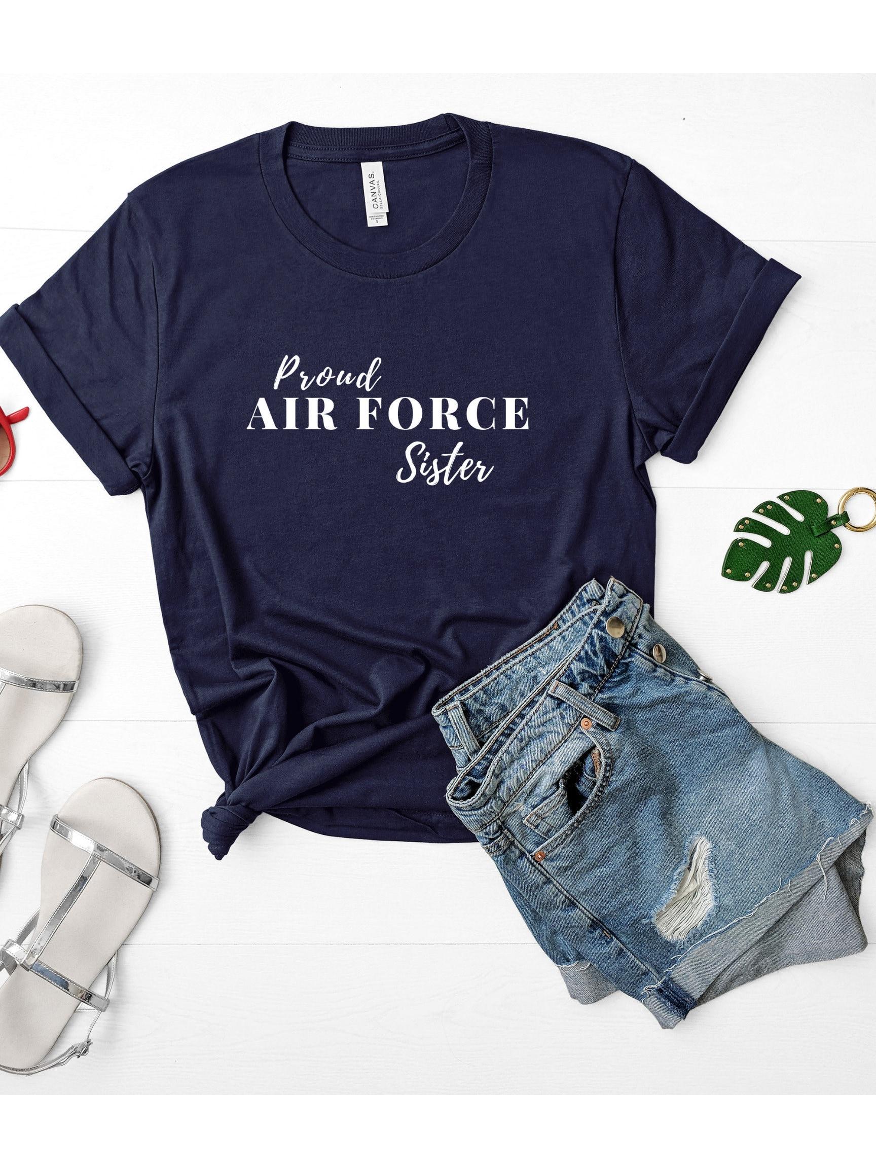 Rearguard Designs Proud Air Force Wife Unisex Hoodie