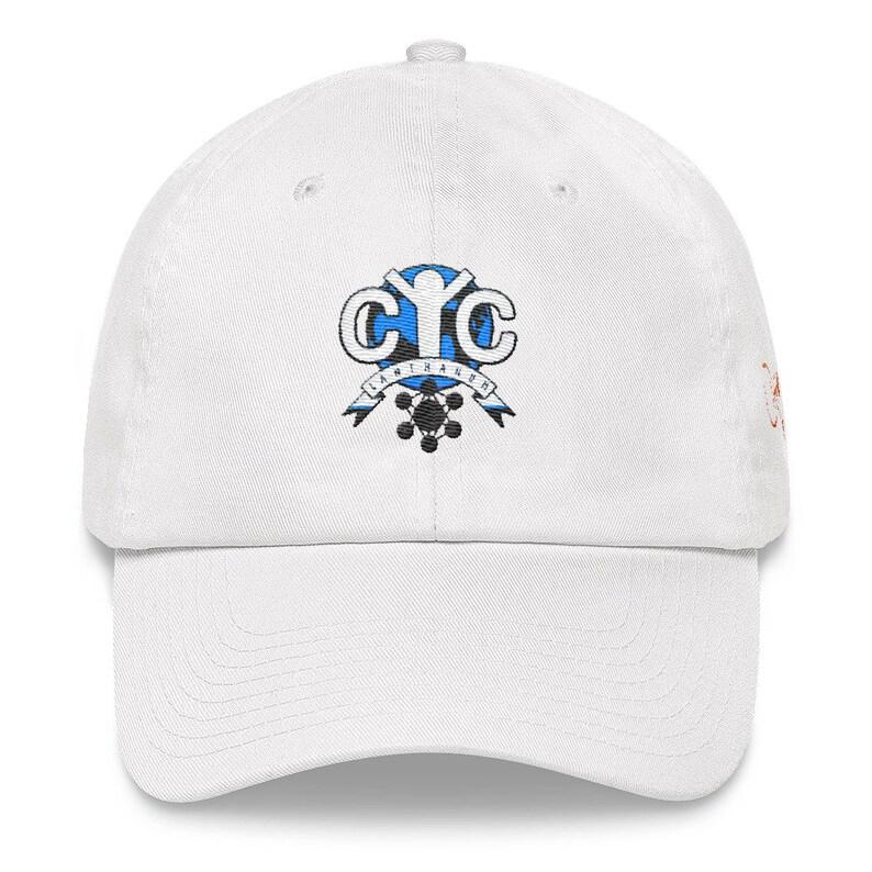 CYC Lanthanum / ENERGY PANGEA embroidered cap image 0