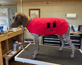 Large dog coats
