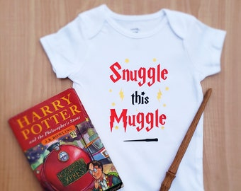 a86e13c9f Snuggle This Muggle Onesie Bodysuit -FREE SHIPPING*