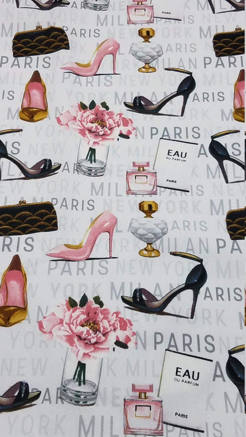 David Textiles Forever Glam Fashion Glam Fabric by the Yard