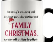 Christmas Vacation Themed Coffee Mug, Lampoon 39 s Vacation, Clark Griswold Inspired