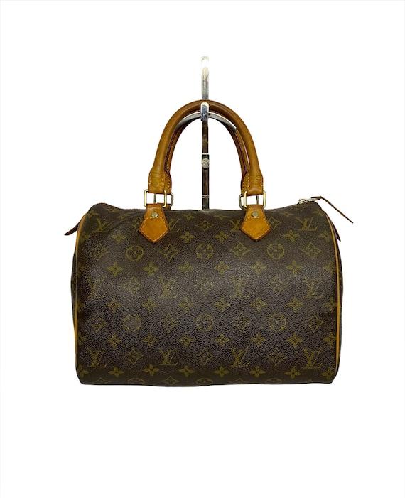 Authentic LV Louis Vuitton Speedy Monogram Handbag