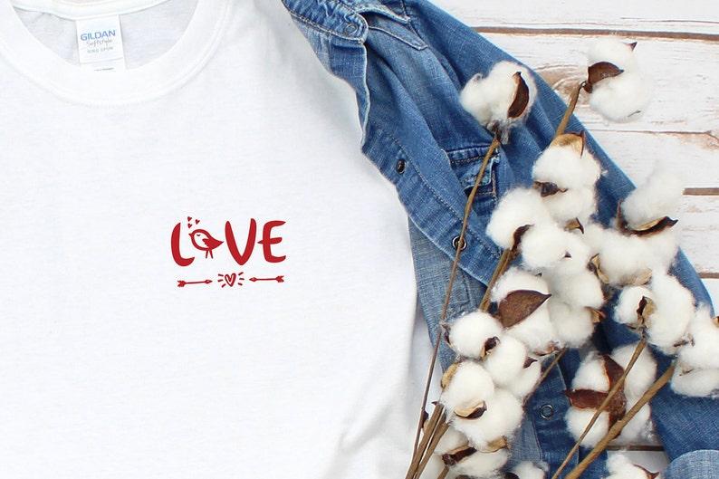 Lovebird Shirt, Lovebird, Symbol of Love, Gift for Bird Owners, Attract  Love, Little Luxury, Not Today, Bird Shirt, by wakawiki