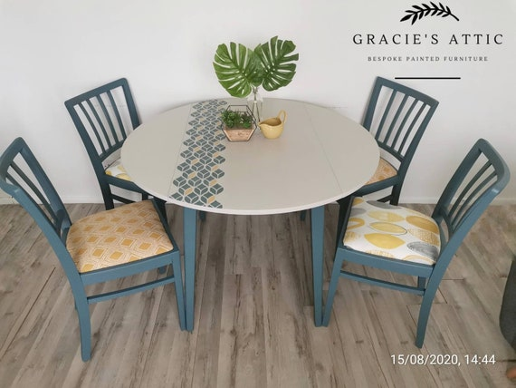 Dining Table And Chairs Mid Century, Kitchen And Dining Room Chairs