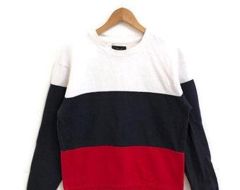 c817a3ace89 american eagle outfitters striped long sleeve sweatshirt unisex medium size  unisex  2018-2-68