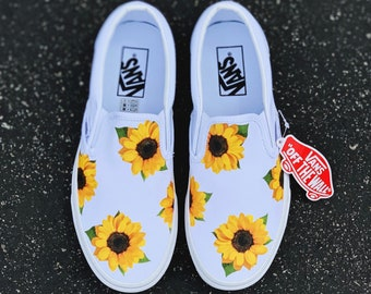 9d6337d59e Sunflower Vans