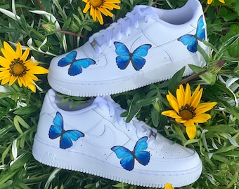 new style 45b75 8ba8f Custom Nike, Butterfly Shoes, Customs Shoes, Custom Nikes, Nike Shoes,  Customs Sneakers, Custom Nike Shoes, Butterfly sneakers, Nike