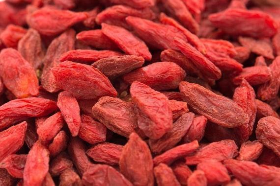 Lycii Goji Berries Seeds Etsy