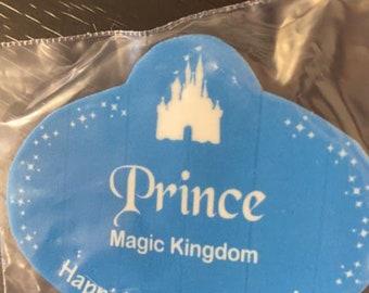 Disney Inspired Name Fantasy Tags Prince,Cindy,Princess,Lightmagic