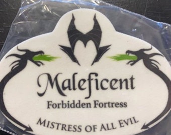 Disney Inspired Name Fantasy Tags Maleficent,Queen Of Hearts,Evil Queen