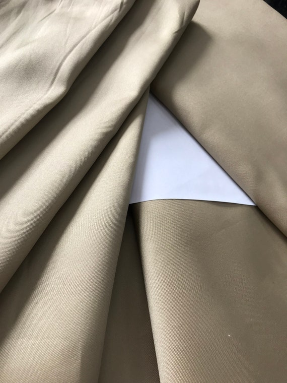 Light Turquoise standing  pure silk fabric Taffeta wedding 50x140cm High quality couture  fabric