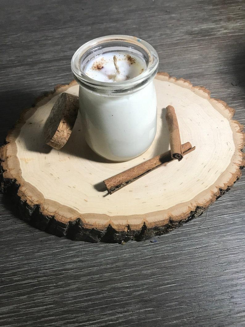 Simmer  Cinnamon and Sweet Orange Essential Oil Soy Wax image 0