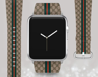 1fb2a259552 Apple Watch 44mm Inspired by Gucci iWatch Band iWatch Strap iWatch Series 1  2 3 4 Watch 38mm Watch Band 42mm Watch band iWatch 40 mm Gucci