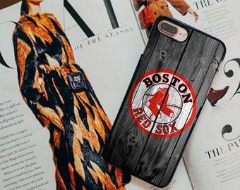 e869d24d644 Luxury Case Samsung S10 Plus iPhone Xs Max case Xr case X 8 + Plus case Red  Sox Wood S10 Case S9 Plus S8+ S7 Red Sox Wood iPhone case