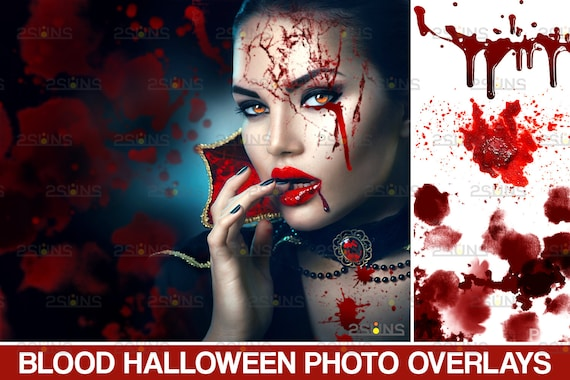 Blood Splatter Photoshop Overlay Halloween Blood Overlays Etsy Increases the resolution size from 256 to 1024 and created new textures for screen, world, wounds and static blood decals. blood splatter photoshop overlay halloween blood overlays horror texture overlays distressed overlay blood photo overlay