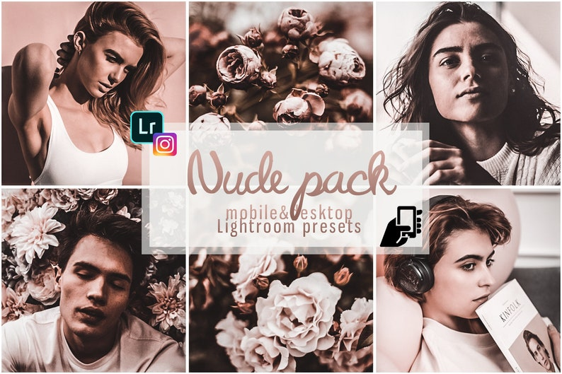 Download presets, 5 Nude Mobile Presets, Instagram Lifestyle Lightroom  Presets, iPhone Presets Bright, Photography Preset, Travel presets