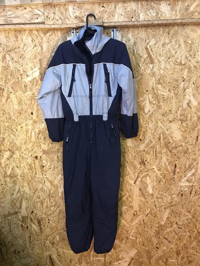 Vintage Rodeo Ski Suit