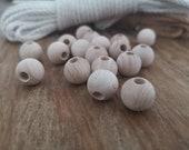 Wooden balls 15 mm