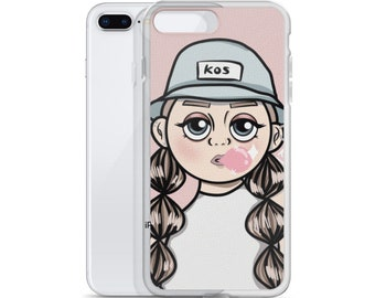410afe9cf kpop girl phone case