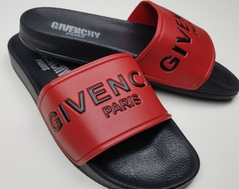 66aa4d9a8fb Givenchy inspired slide sandal