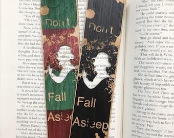Freddy Wooden Bookmark | Horror Bookmark | Horror Gift