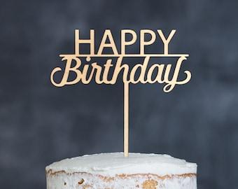 Personnalisé Acrylique Droit Cour juge birthday cake topper decoration