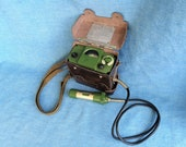 Soviet Military, Geiger Counter , Dosimeter DP-5V, radiation detector, soviet vintage