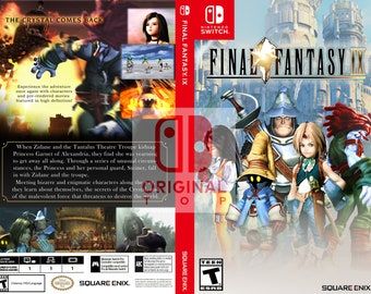 Final fantasy ix | Etsy