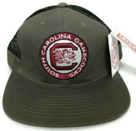Vintage South Carolina Gamecocks Hat American Need