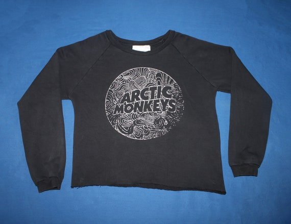 Arctic Monkeys sweatshirt England Indie rock band