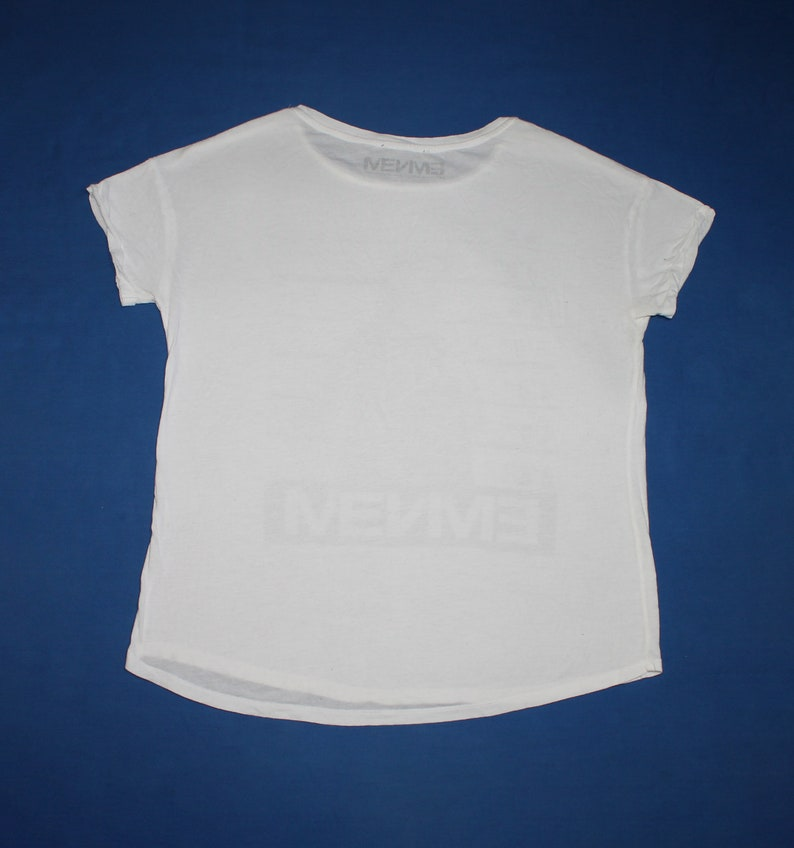 Eminem shirt Hip hop shirt Rap Ladies shirt size S