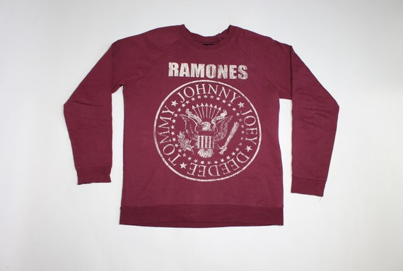 Ramones sweatshirt American punk rock band sweatsh