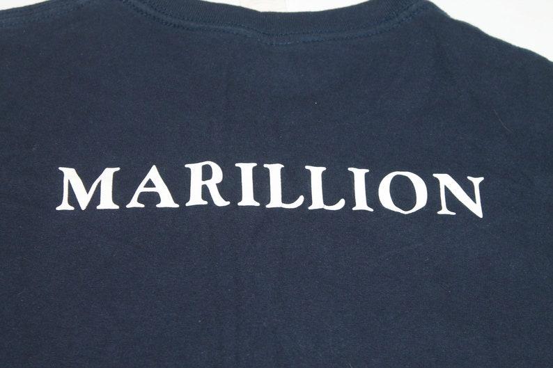 Marillion shirt F R A E shirt British Neo-progressive rock band shirt Symphonic rock Art rock Men/'s size L