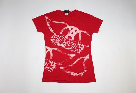 Aerosmith shirt American rock band shirt Hard rock